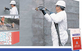CEMENTITIOUS WATERPROOFING PRODUCTS